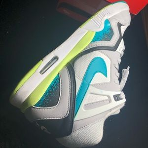 Agassi Nike Air Tech challenge II TURBO GREEN